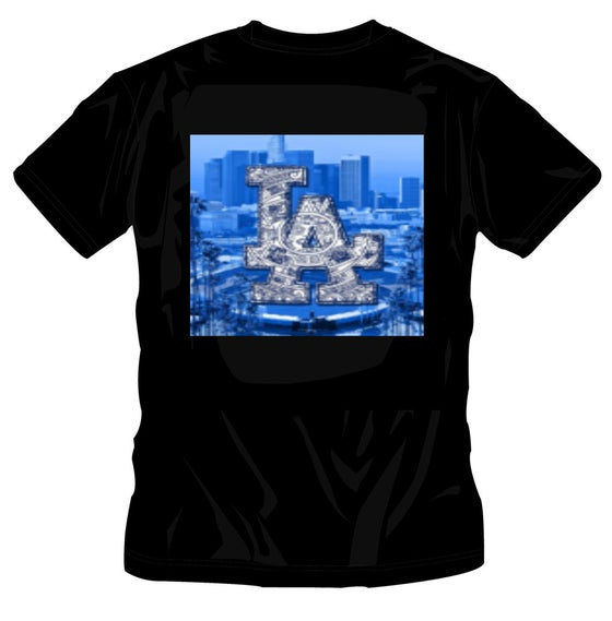Image of #85 LA CITY TSHIRT