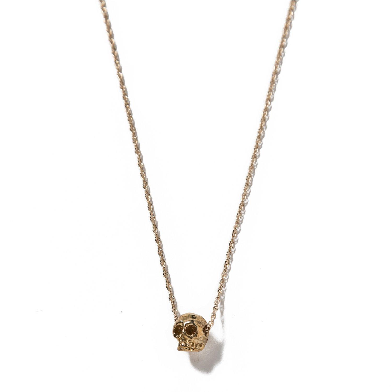 Image of Mini Skull charm