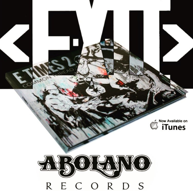 Image of E TIMES 2 (EX2) - COMMON THREAD (CD)