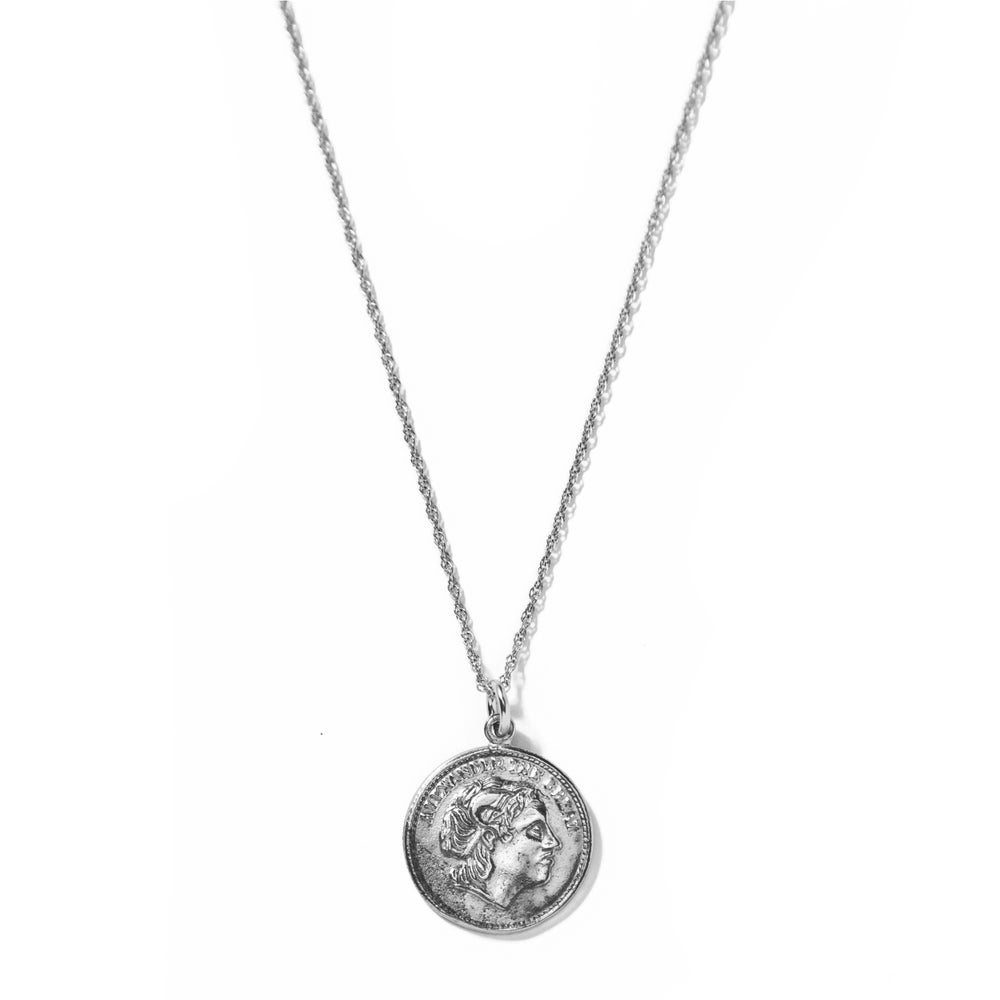 Image of Pompeii Coin necklace