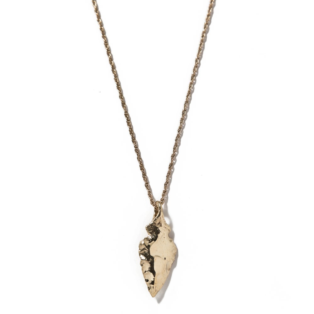 Image of Predator Tooth necklace