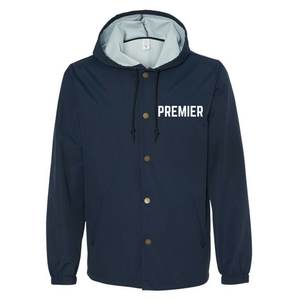 Image of PREMIER Hooded Windbreaker