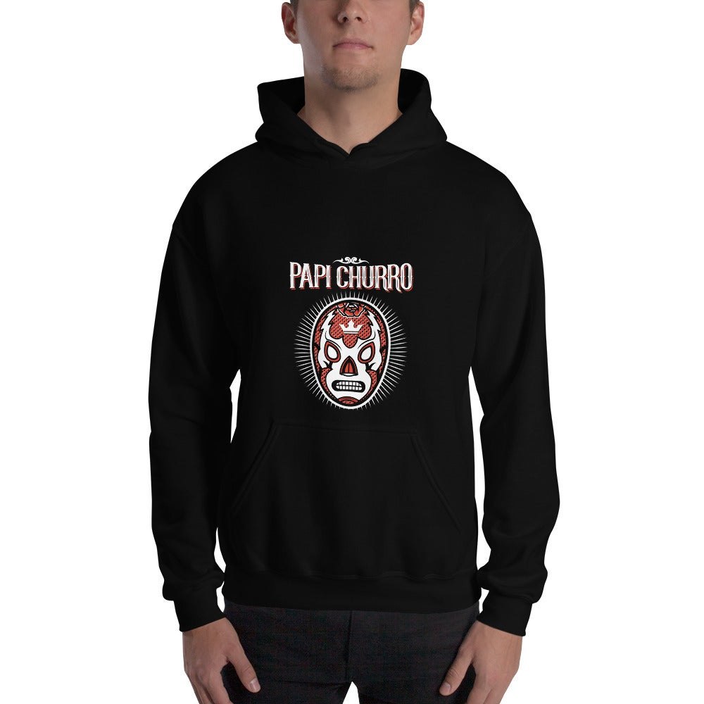 Image of Papi Churro Logo Hoodie