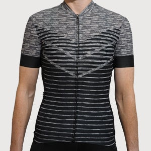 Women's Midnight Short Sleeve Jersey - mekong