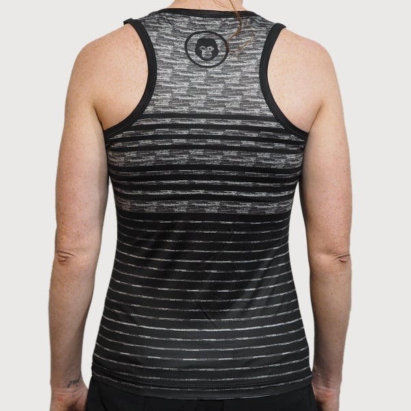 Women's Midnight Active Singlet - mekong