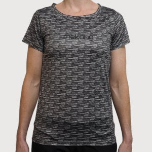 Women's Midnight Active Tee - mekong