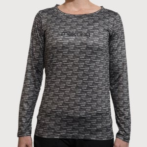Women's Midnight Active Long Sleeve Tee - mekong