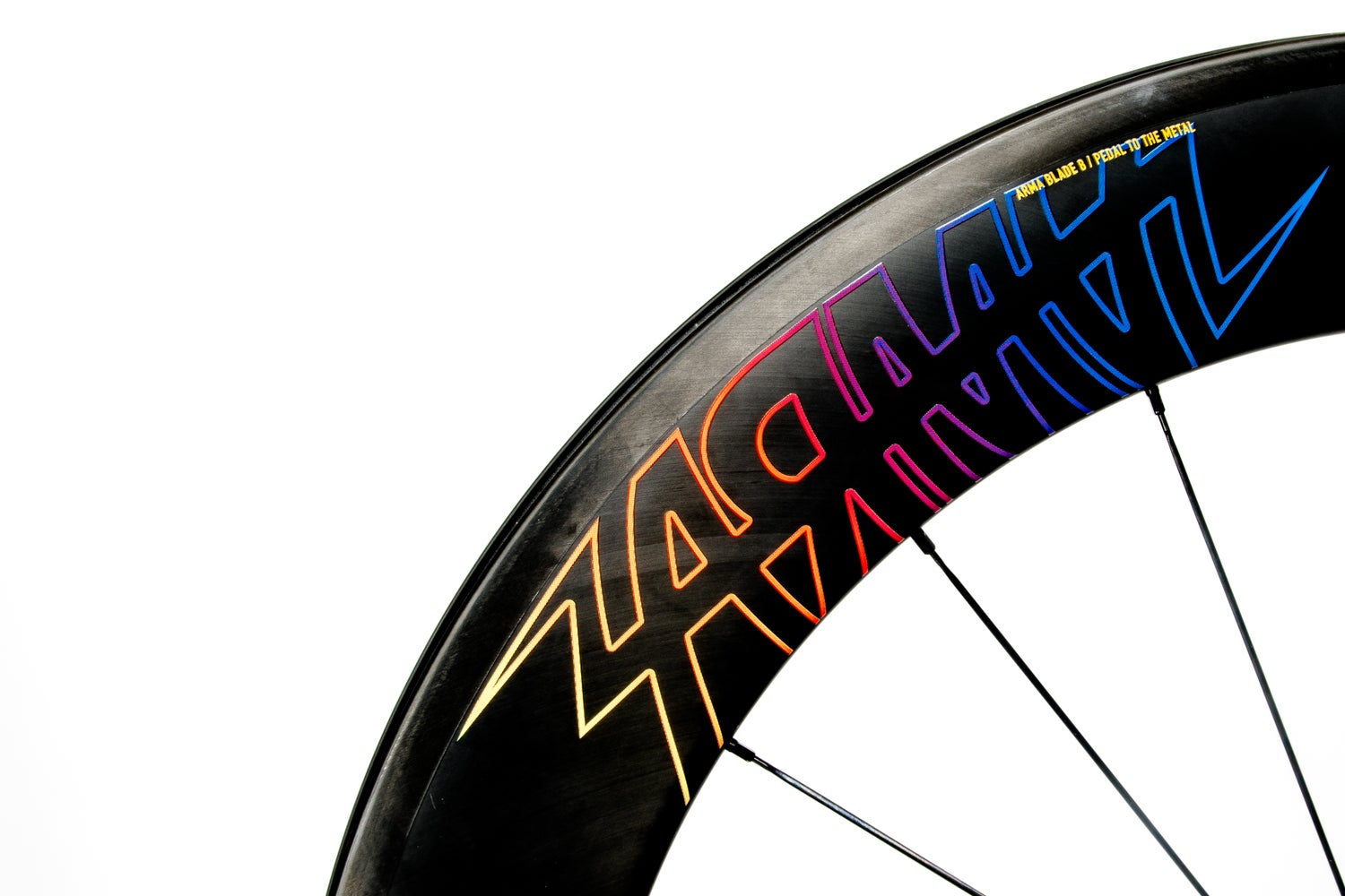 Image of NEW ARMA BLADE 80 Track wheelset(F+R)