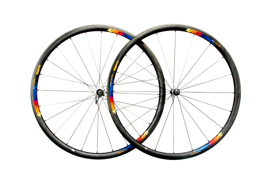 Image of NEW ARMA BLADE 30 Road wheelset(F+R)