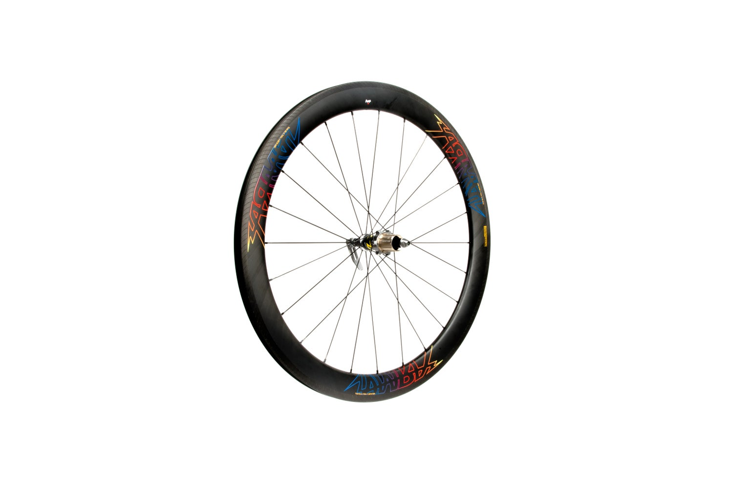 Image of NEW ARMA BLADE 55 Road wheelset(F+R)