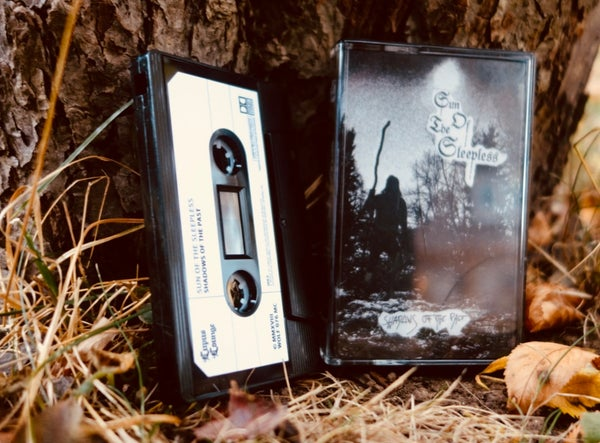 """Image of Sun Of The Sleepless - Cassette Tape """"Shadows Of The Past"""""""