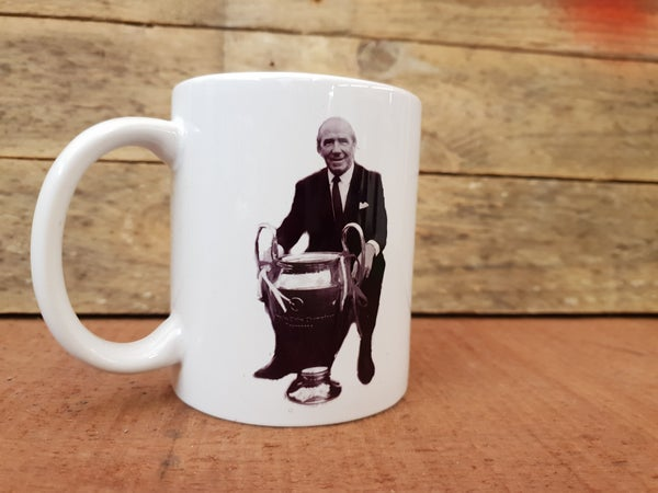Image of Sir Matt Busby Mug