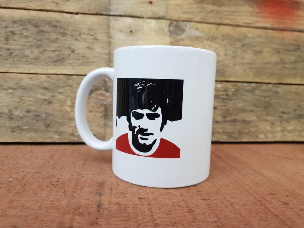 Image of George Best Mug