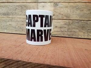 Image of Captain Marvel Mug