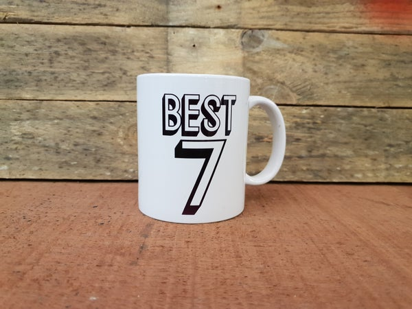 Image of Best 7 mug