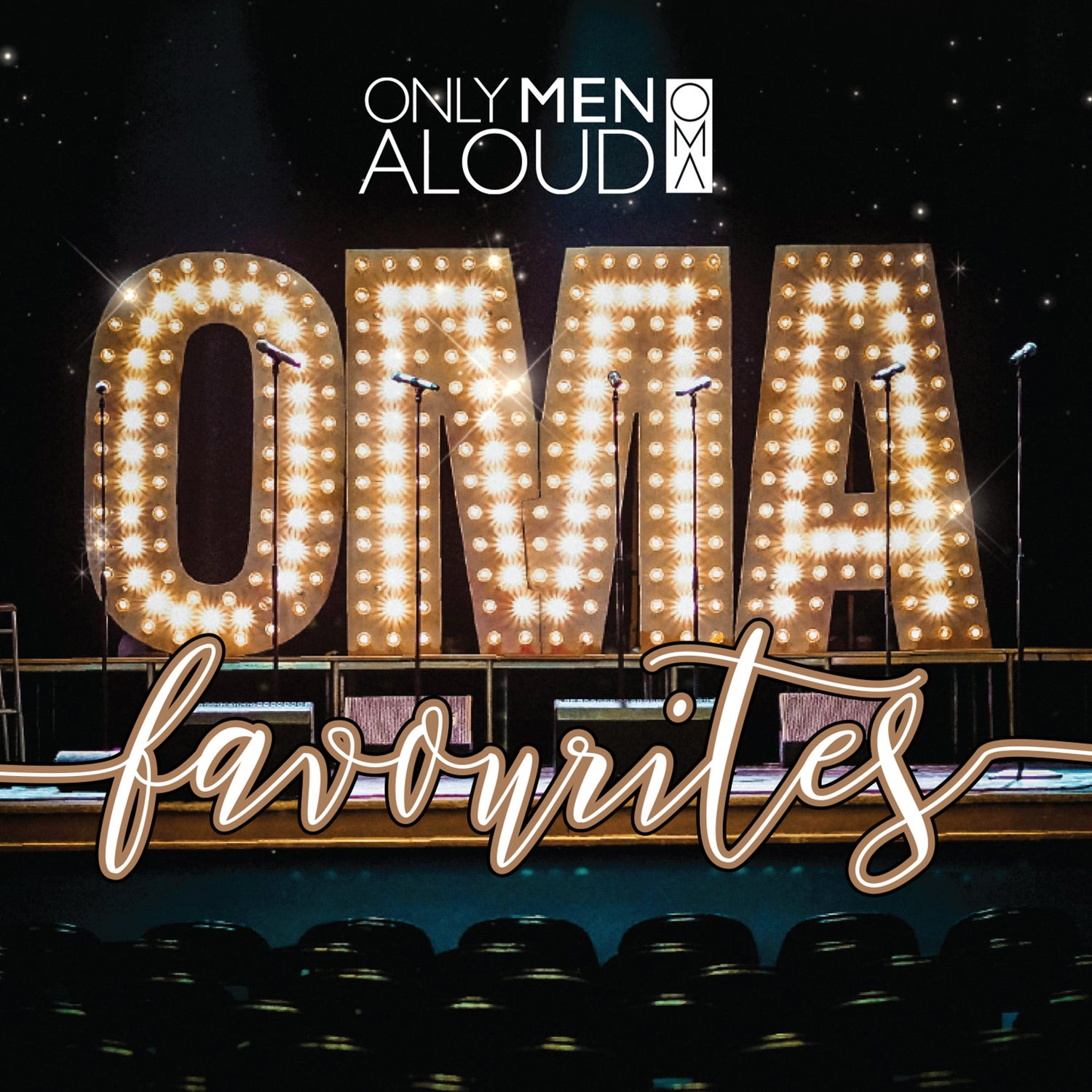 Image of OMA Favourites CD