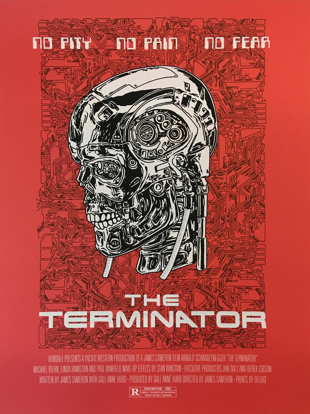 Image of Terminator poster