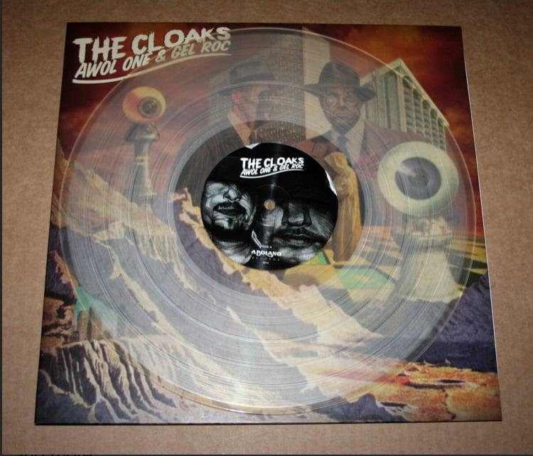 Image of THE CLOAKS (vinyl LP)
