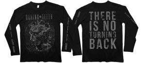 Image of 'There is No Turning Back' Longsleeve