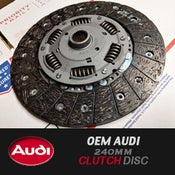 Image of AUDI - 240mm OEM Clutch Disc