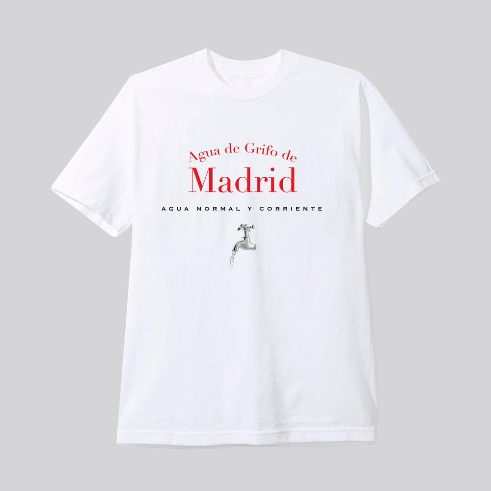 Image of Camiseta Agua de Grifo de Madrid