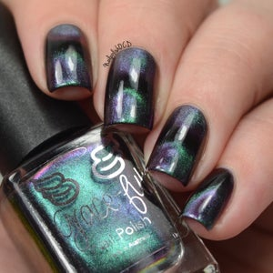 Image of Son of Jacob -Is an ultra chrome chameleon magnetic polish