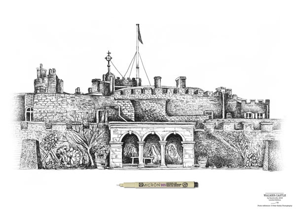 Image of Walmer Castle