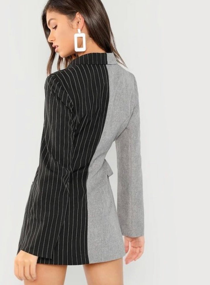 Image of Boss Up Blazer Dress