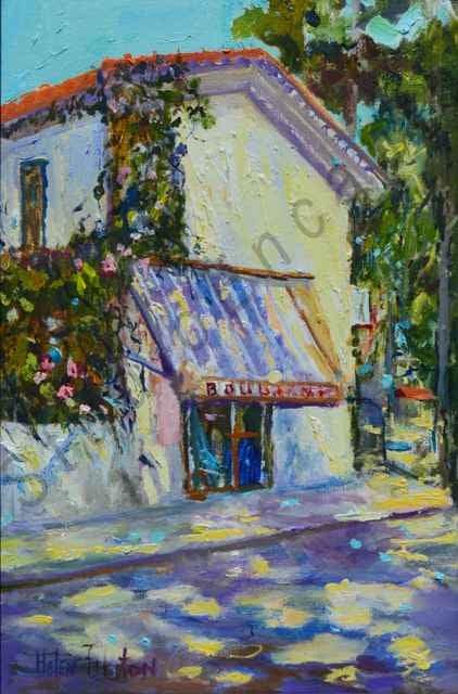 Image of Vincent's Walk St. Remy by Helen Tilston