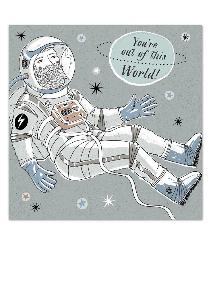 Image of Out of this World Card