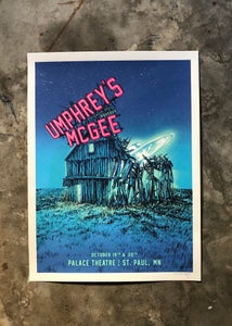 Image of Umphrey's McGee Oct. 19-20th 2018