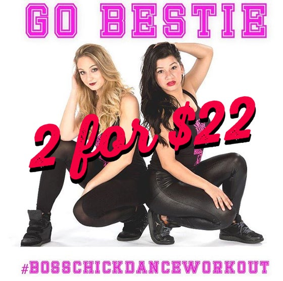 Image of Boss Chick Bestie Package - 2 for $22