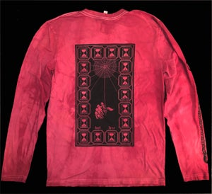 Image of Sorcerer Long Sleeve In Wine