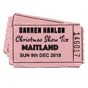 Image of Darren Hanlon - MAITLAND - SUNDAY 9th DEC - $25