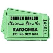 Image of Darren Hanlon - KATOOMBA - Friday 14nd DEC - $25