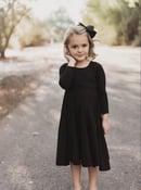 Image 1 of Baby/Girls • Basic Black • Twirly