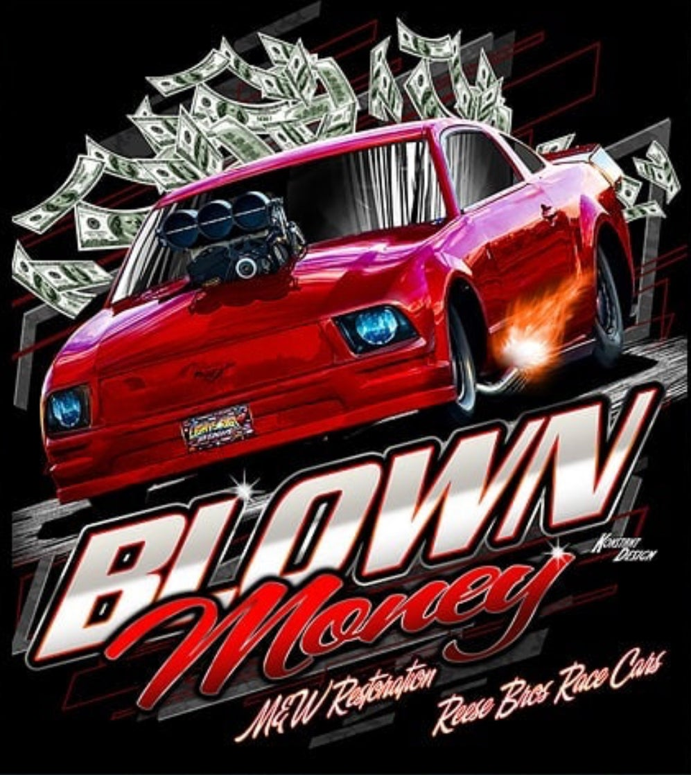 Image of OG Blown Money T-Shirt