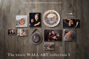Image of RUSTIC WALL ART COLLECTIONS {from}