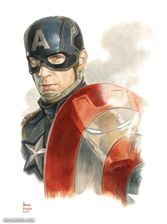 Image of Marvel Prints