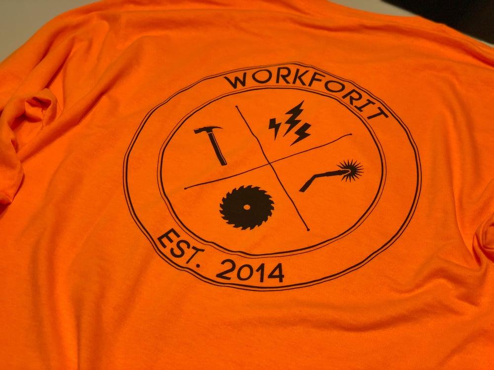Image of Long Sleeve Tradesman Shirt