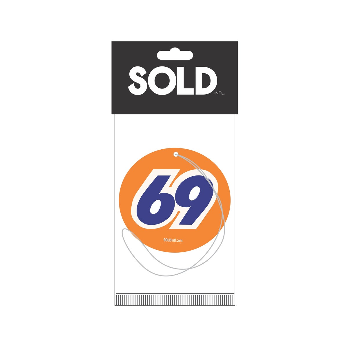 Image of 69' Air Freshener