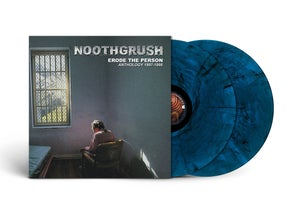 Image of NOOTHGRUSH - Erode the Person Anthology - VINYL 2LP (Collector's Ed., ltd. 100)