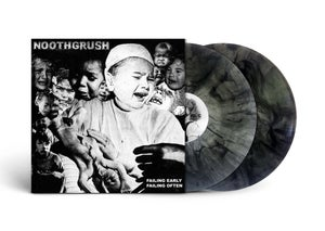 Image of NOOTHGRUSH - Failing Early, Failing Often - VINYL 2LP / 🞇Collector's Edition 🞇Black