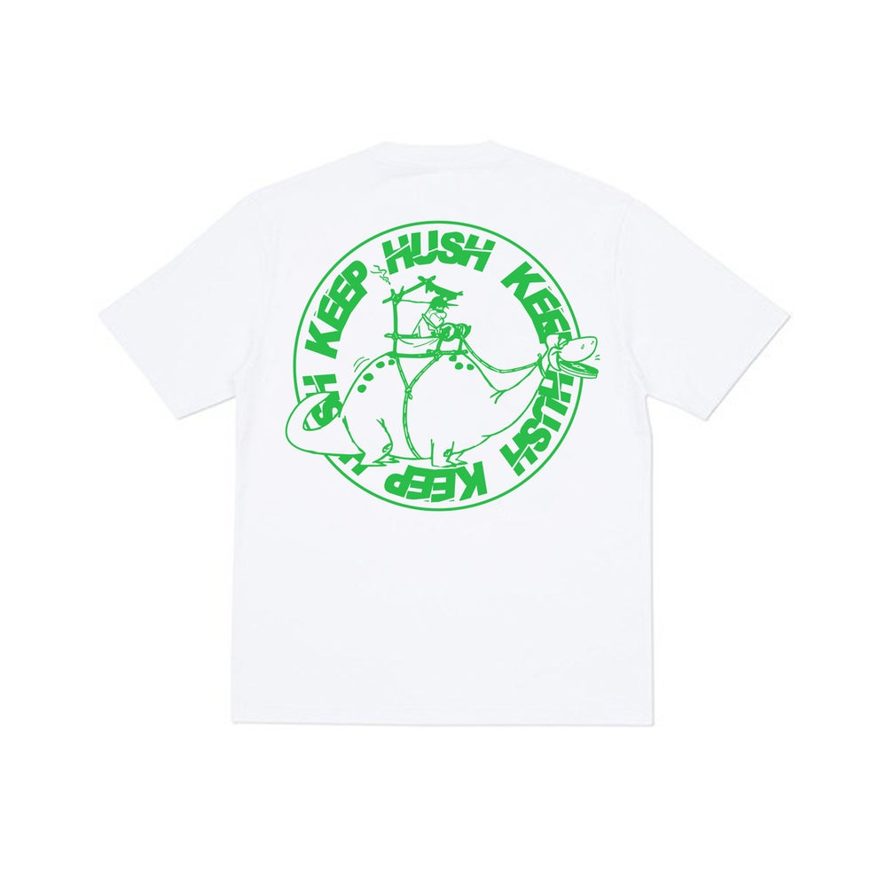 Image of From The Ground Up - Shortsleeve White