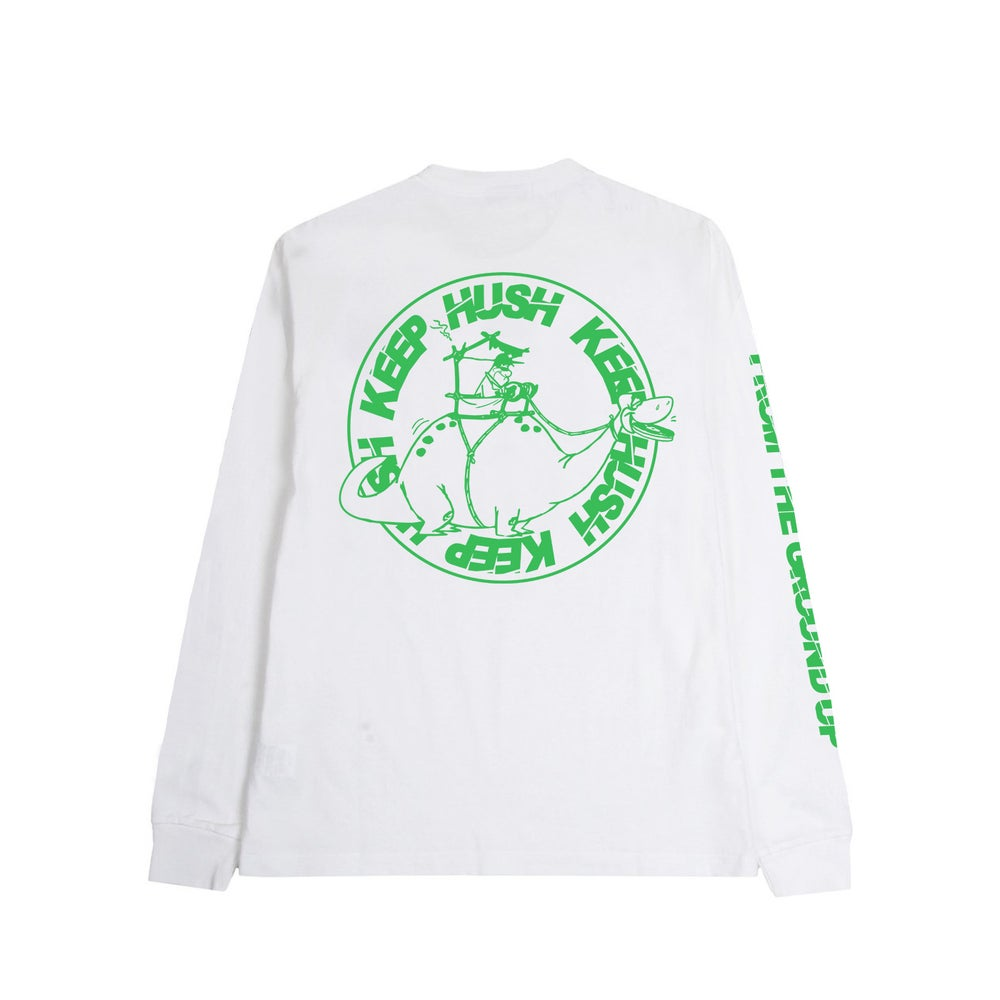 Image of SOLD OUT - From The Ground Up - Longsleeve White