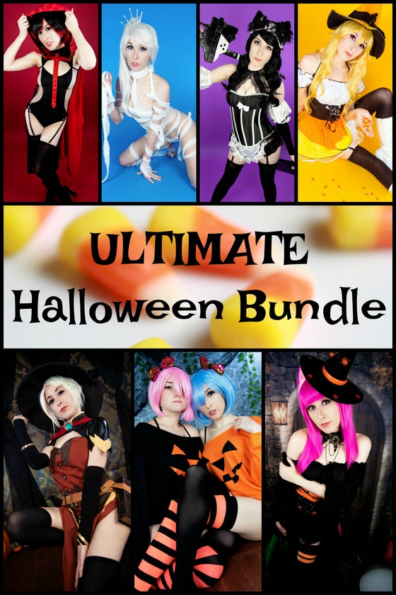 Image of ULTIMATE Halloween Bundle