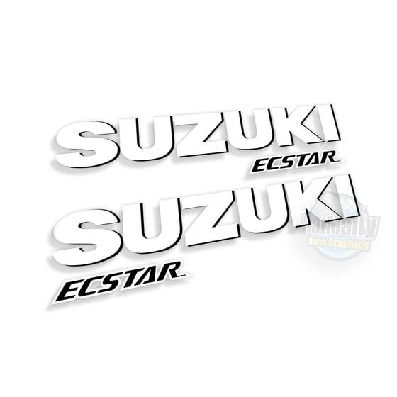 Image of Suzuki MotoGP style graphics pack
