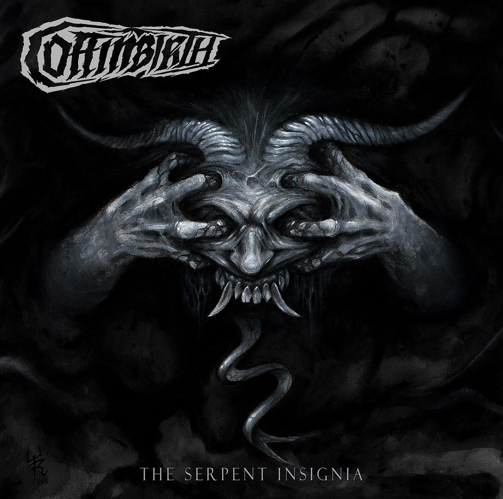 """Image of COFFIN BIRTH """"THE SERPENT INSIGNIA"""" CD"""