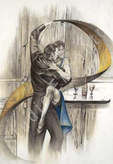 Image of Tango Por Dos by Alejandra Goldberg