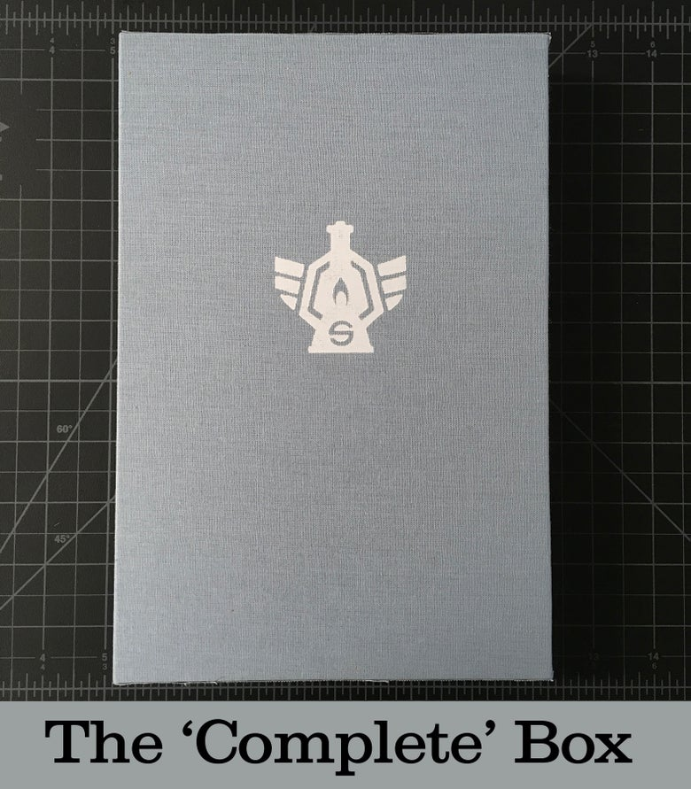 Image of The COMPLETE Limited Edition 'Skyscrapers, Inc.' Box Set